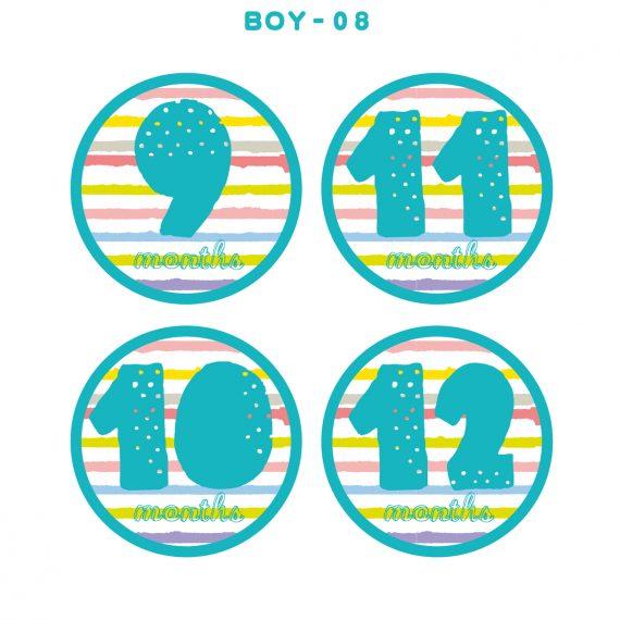 BOY版型08