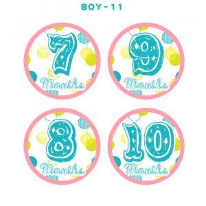 BOY版型11