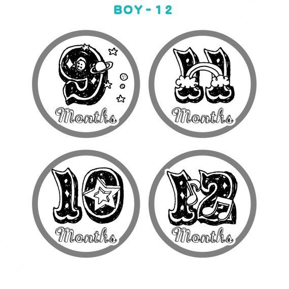 BOY版型12